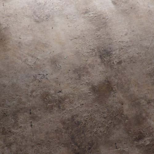 The image shows a concrete floor render made using Friendly Shade textures